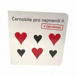 Better Brand s.r.o. Černobíle pro nejmenší II. s červenou