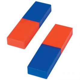 Shaw Magnets Plastic Cased Bar Magnets