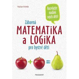 Albatros Zábavná matematika a logika pro bystré děti