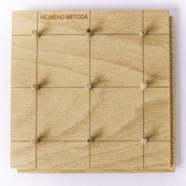 H-Učebnice Geoboard 3x3 - NEJNOVĚJŠÍ design