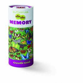 Crocodile Creek Pexeso - Motýli (72 ks) / Memory Game Butterflies (72 pc)