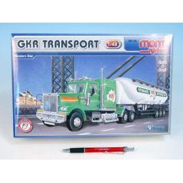 SEVA Stavebnice Monti System MS 68 GKR Transport Western star 1:48 v krabici 32x20,5x7,5cm
