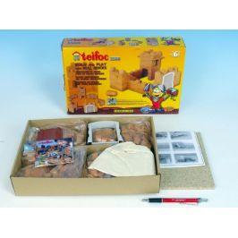 Směr Stavebnice Teifoc Rosa 200ks v krabici 35x29x8cm
