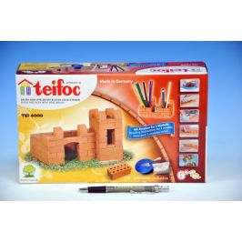 Směr Stavebnice Teifoc Pevnost Margarita 80ks v krabici 29x18x8cm
