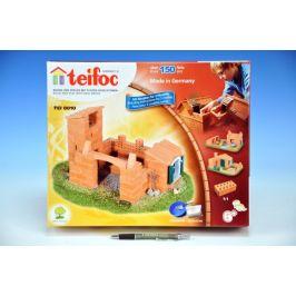 Směr Stavebnice Teifoc Domek Roberto 150ks v krabici 35x29x8cm