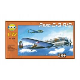 Směr Model Aero C-3 A/B 1:72 29,5x16,6cm v krabici 34x19x5,5cm