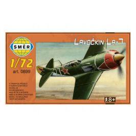 Směr Model Lavočkin La-7 1:72 13,6x11,9cm v krabici 25x14,5cm