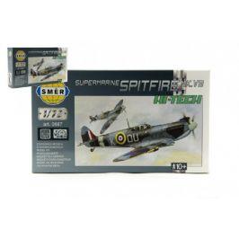 Směr Model Supermarine Spitfire MK.VB HI TECH 1:72 12,8x13,6cm v krabici 25x14,5x4,5cm