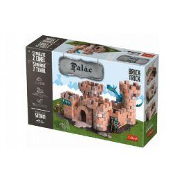 Trefl Stavějte z cihel Palác stavebnice Brick Trick v krabici 40x27x9cm