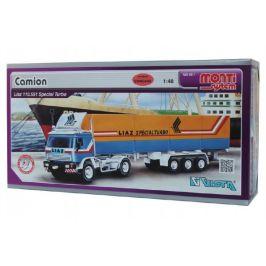SEVA Stavebnice Monti System MS 08.1 Camion Liaz Special Turbo 1:48 v krabici 31,5x16,5x7,5cm