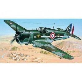 Směr Model Curtiss P-36/H.75 Hawk 11,6x15,7cm v krabici 25x14,5x4,5cm
