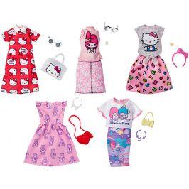 Mattel Barbie TEMATICKÉ OBLEČKY A DOPLŇKY (Různé druhy)