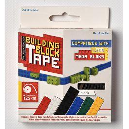 Mac Toys Lepící páska - černá