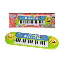 Simba MMW Funny klávesy