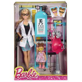 Mattel Barbie POVOLÁNÍ HERNÍ SET S PANENKOU (Různé druhy)