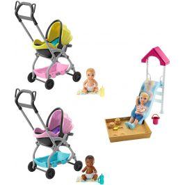 Mattel Barbie PŘÍBĚH Z DENÍKU CHŮVY (Různé druhy)