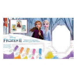 Lowlands Pískování obrázku Ledové království II/Frozen II 3v1 v krabici 33x19x2,5cm