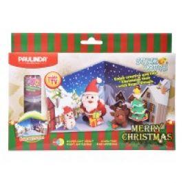 Mikro Trading Paulinda Merry Christmas s doplňky v krabičce skladem