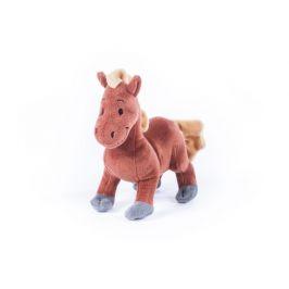 Teddies Zvířátko plyš 18-20cm Moje první zvířátka se zvukem skladem druh: Kůň