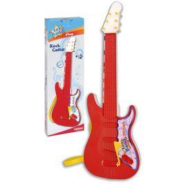 Bontempi Rocková kytara 6 strunná skladem