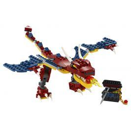 LEGO Creator Ohnivý drak