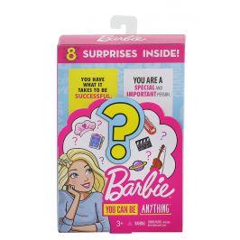 Mattel Barbie OBLEČKY PRO POVOLÁNÍ S PŘEKVAPENÍM (Různé druhy)