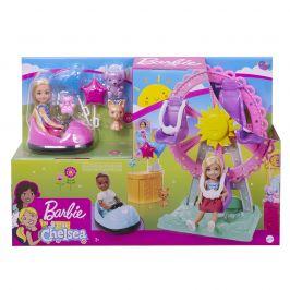 Mattel Barbie CHELSEA NA POUTI HERNÍ SET