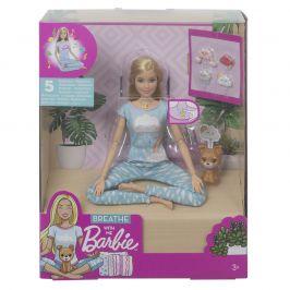 Mattel Barbie WELLNESS PANENKA A MEDITACE