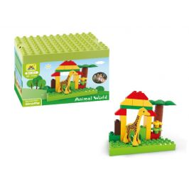 Mac Toys Kostky - žirafa