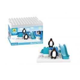 Mac Toys Kostky - tučňák