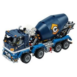 LEGO Technic Náklaďák s míchačkou na beton