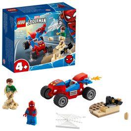 LEGO Super Heroes Poslední bitva Spider-Mana se Sandmanem