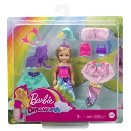 Mattel Barbie CHELSEA S OBLEČKY HERNÍ SET