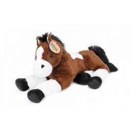 Teddies Kůň ležící plyš 60cm 2m+ skladem