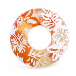 Nafukovací kruh HAWAII, 3 druhy, 91 cm