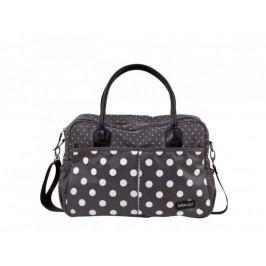 Bébé-Jou luxusní přebalovací taška - Grey Dots