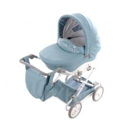 Junama Mini Kočárek pro panenky - 05 modrá
