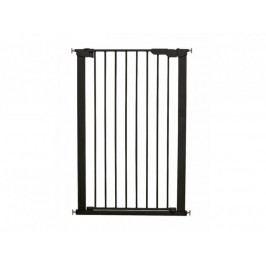 BabyDan vysoká zábrana Premier PET GATE, š. 73-80 cm, černá