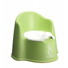 BabyBjörn nočník křesílko Potty Chair - zelený/ spring green