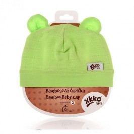 Kikko čepička XKKO BMB Colours Lime - velikost 3