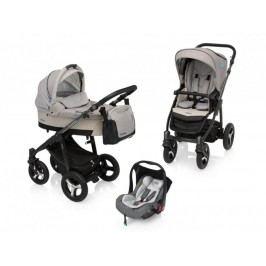 Baby Design Husky + autosedačka Baby Design Leo 2020