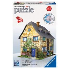 Ravensburger puzzle Anglická chata 3D 216 dílků