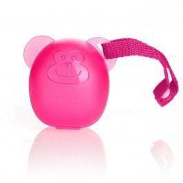 DIAGO pouzdro na dudlík Opička - růžová