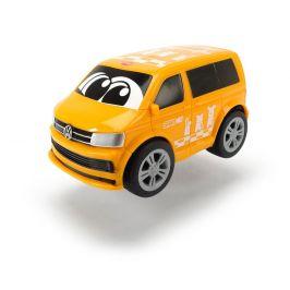 Dickie Auto Happy VW T6 Squeezy 11 cm, oranžové