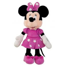 Dino Minnie růžové šaty plyš 23cm