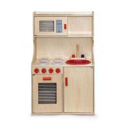 Viga Přírodní dřevěná kuchyně