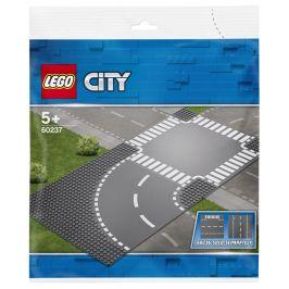 LEGO City Supplementary 60237 Zatáčka s křižovatkou