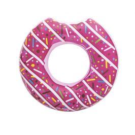 Bestway Nafukovací kruh - kobliha, průměr 1,07m - Růžový