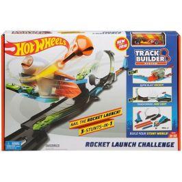 Hot Wheels Track builder výzva se smyčkou