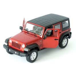 Maisto Jeep Wrangler Unlimited